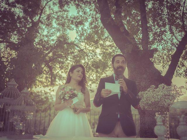 La boda de Carlos y Mar en Collado Mediano, Madrid 9