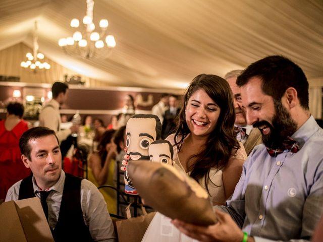 La boda de Carlos y Mar en Collado Mediano, Madrid 12