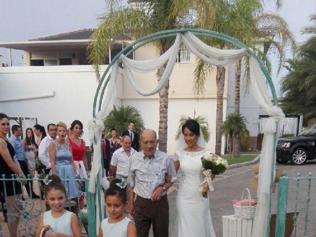 La boda de David y Vanesa en El Raal, Murcia 1