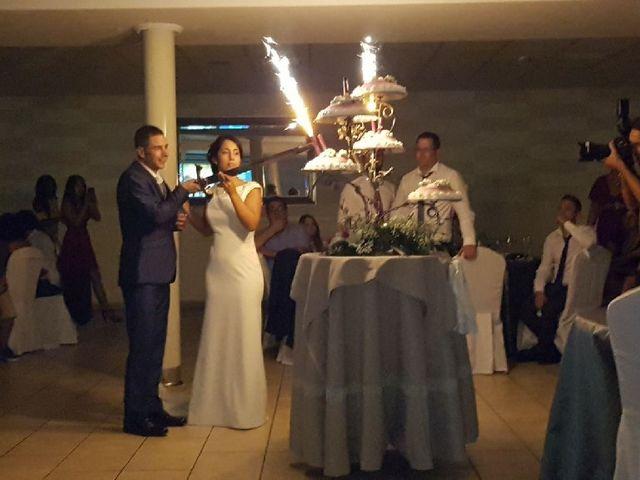 La boda de David y Vanesa en El Raal, Murcia 2