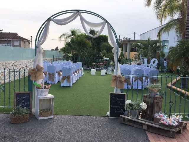La boda de David y Vanesa en El Raal, Murcia 3