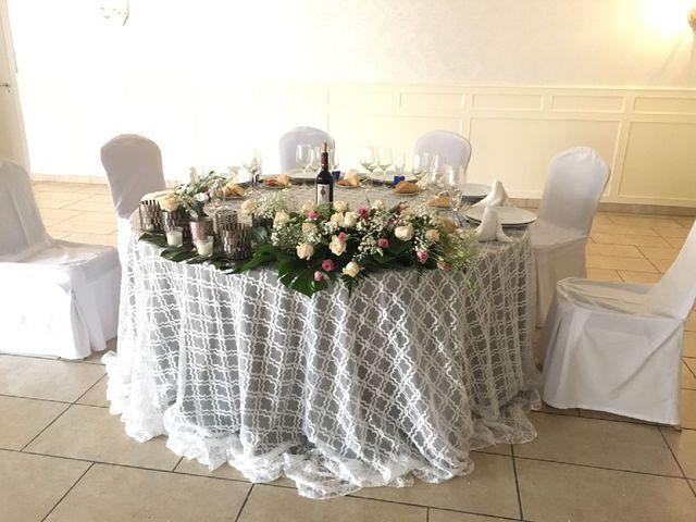 La boda de David y Vanesa en El Raal, Murcia 4