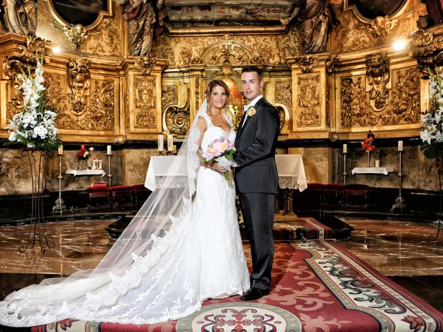 La boda de Ricardo y Eva en Zaragoza, Zaragoza 13