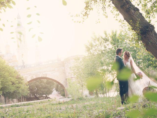 La boda de Ricardo y Eva en Zaragoza, Zaragoza 16