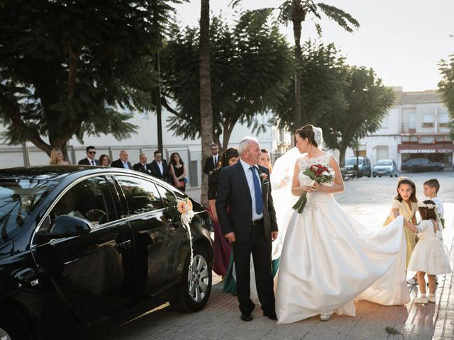 La boda de Juanjo y Pilar en Molina De Segura, Murcia 2