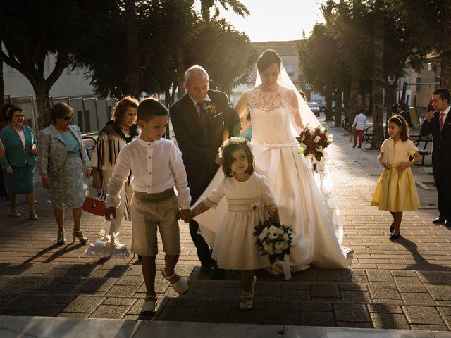 La boda de Juanjo y Pilar en Molina De Segura, Murcia 4