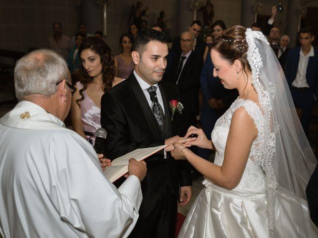 La boda de Juanjo y Pilar en Molina De Segura, Murcia 5