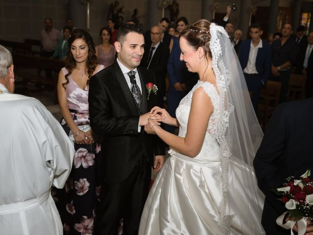 La boda de Juanjo y Pilar en Molina De Segura, Murcia 6