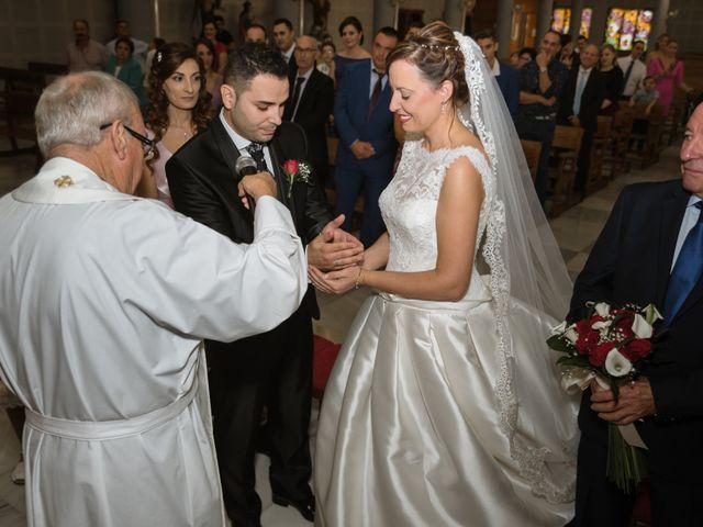 La boda de Juanjo y Pilar en Molina De Segura, Murcia 7