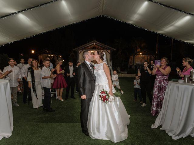 La boda de Juanjo y Pilar en Molina De Segura, Murcia 8