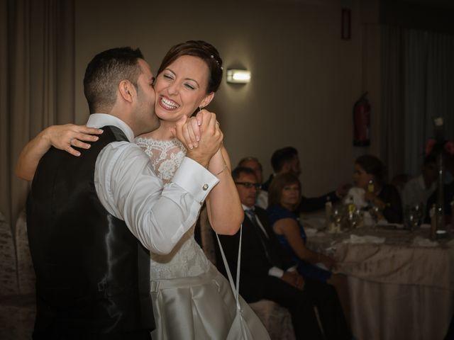La boda de Pilar y Juanjo