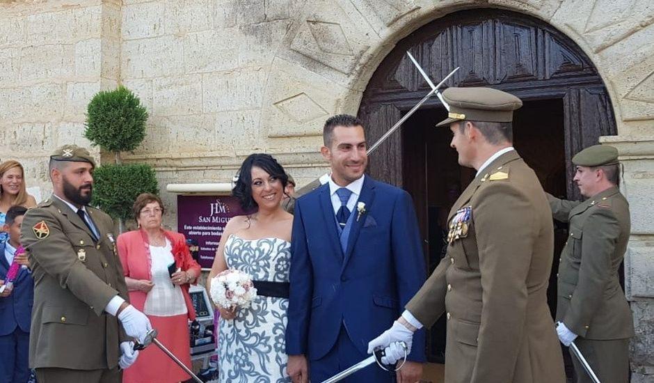 La boda de David y Nieves en Piña De Campos, Palencia
