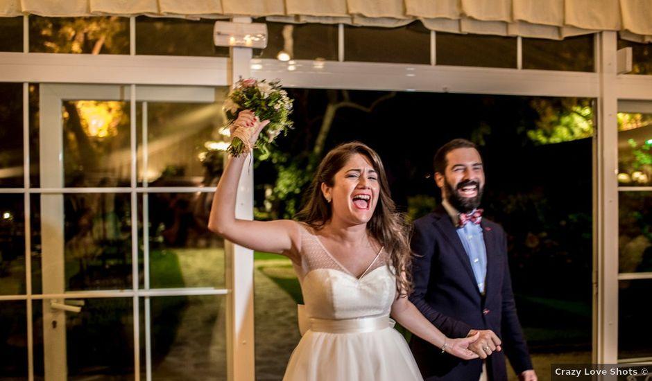 La boda de Carlos y Mar en Collado Mediano, Madrid