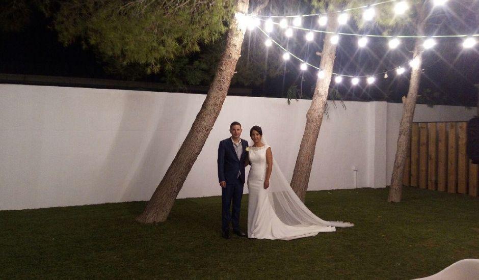 La boda de David y Vanesa en El Raal, Murcia