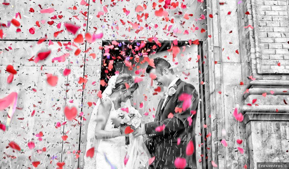 La boda de Ricardo y Eva en Zaragoza, Zaragoza