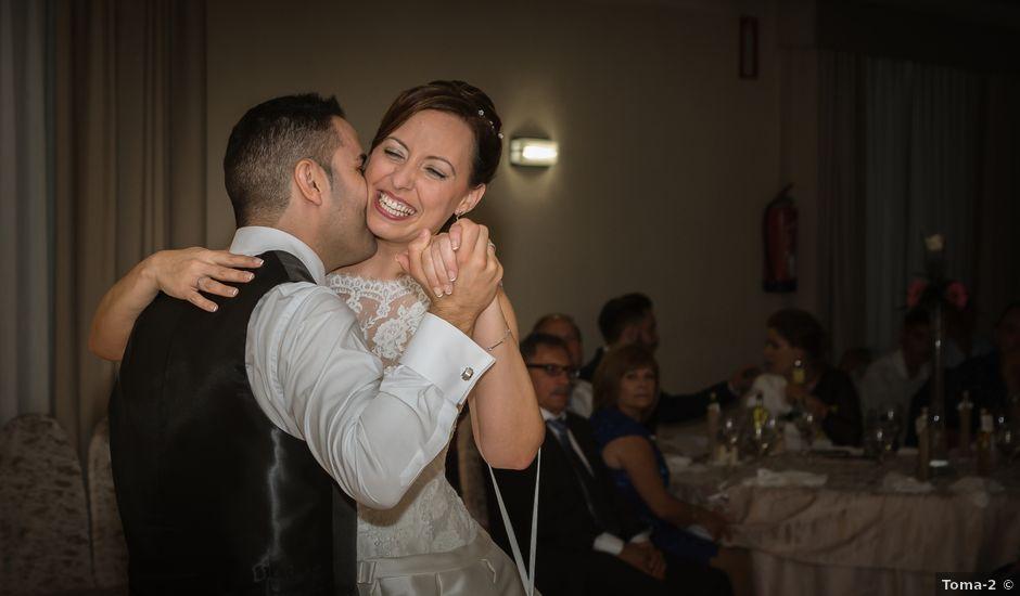 La boda de Juanjo y Pilar en Molina De Segura, Murcia