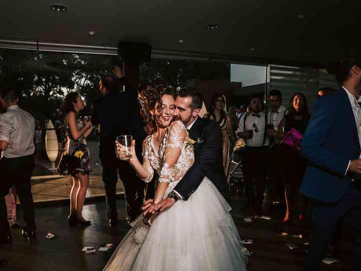 La boda de Paloma y Cristian