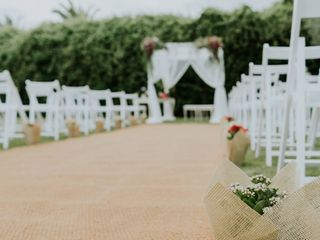 La boda de Cristina y Rodolfo 1
