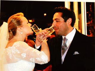 La boda de Miguel Ángel y Alicia