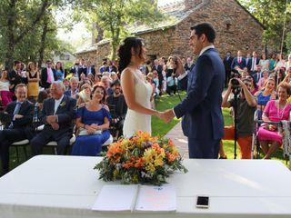 La boda de Fernando y Coral