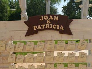 La boda de Patricia y Joan 2