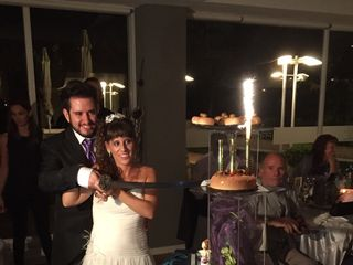 La boda de Patricia y Joan