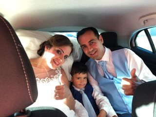La boda de Elizabeth  y Antonio
