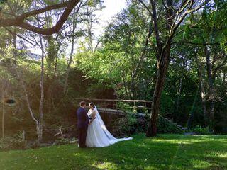 La boda de Alba  y Brandán  2