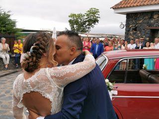 La boda de Davinia y David