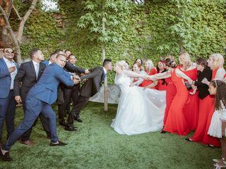 La boda de María y Zafiro