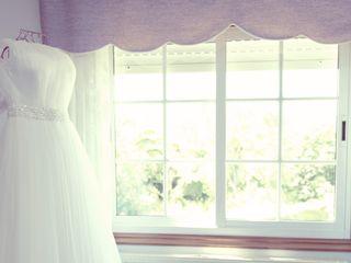 La boda de Lore y Albano 1