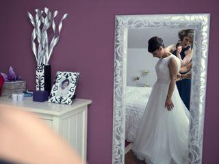 La boda de Lore y Albano 3