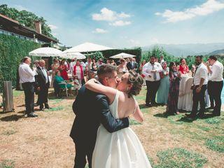 La boda de Carlos y Sheila