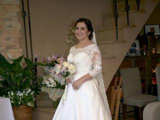 La boda de rosa y augusto 1