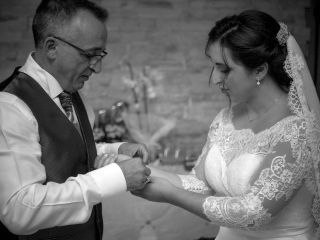 La boda de rosa y augusto 2