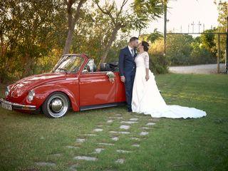 La boda de rosa y augusto