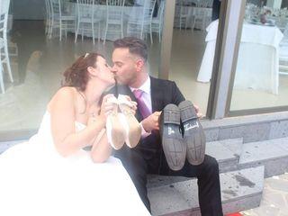 La boda de Elisabet y Jonathan