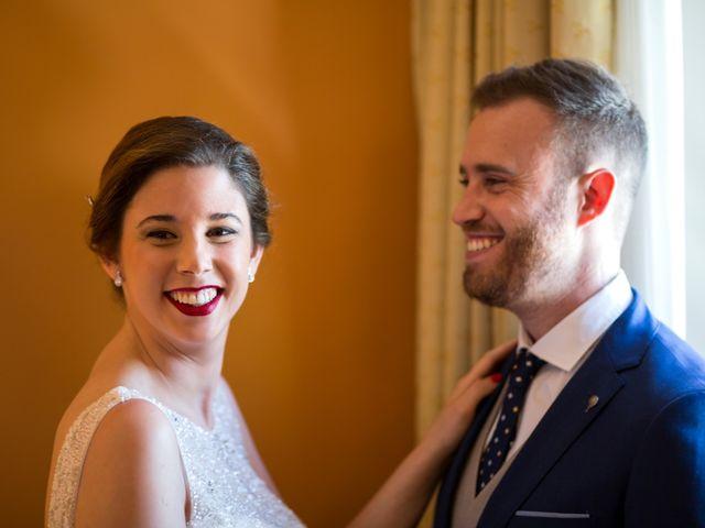 La boda de Luis y Triana en Granada, Granada 21