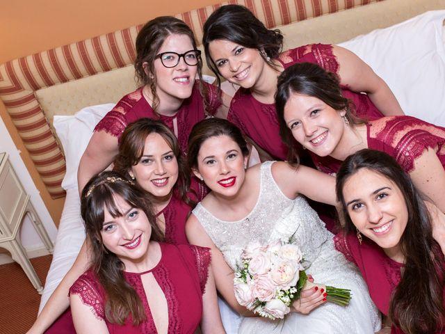 La boda de Luis y Triana en Granada, Granada 22