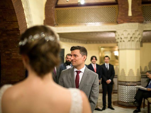 La boda de Luis y Triana en Granada, Granada 26