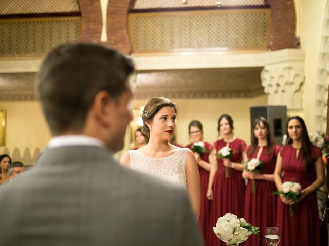 La boda de Luis y Triana en Granada, Granada 27