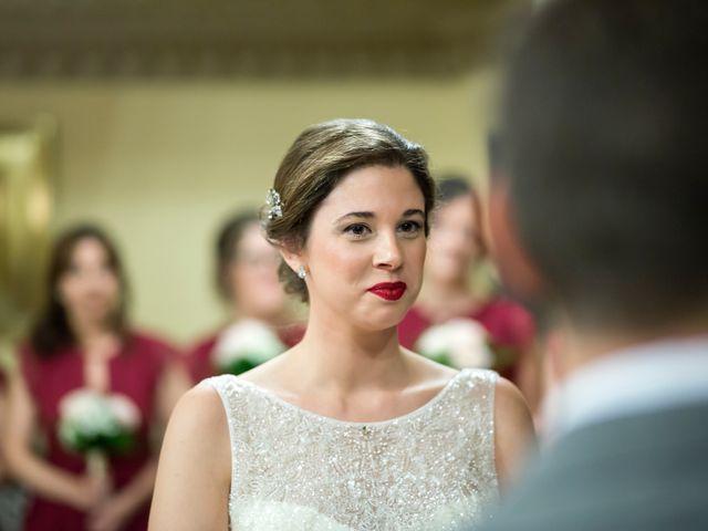 La boda de Luis y Triana en Granada, Granada 28