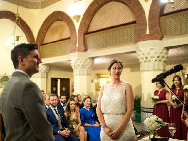 La boda de Luis y Triana en Granada, Granada 31