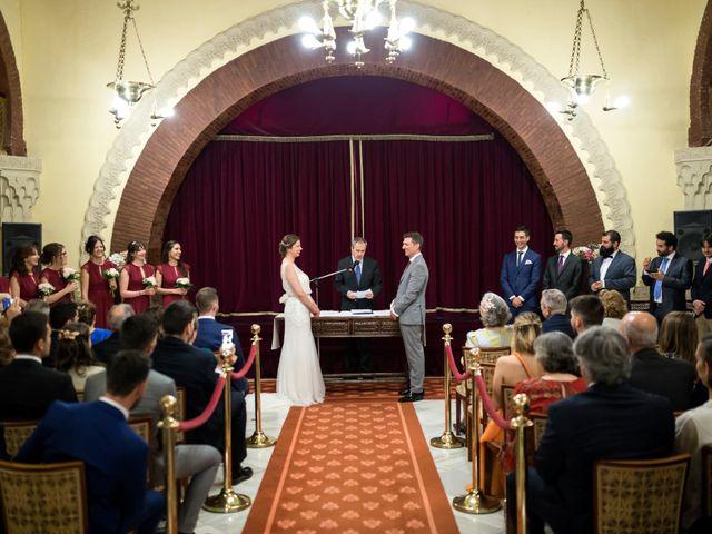 La boda de Luis y Triana en Granada, Granada 32