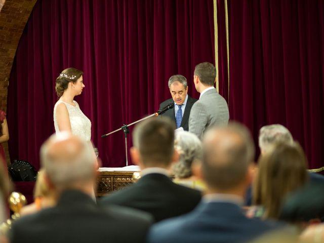 La boda de Luis y Triana en Granada, Granada 33