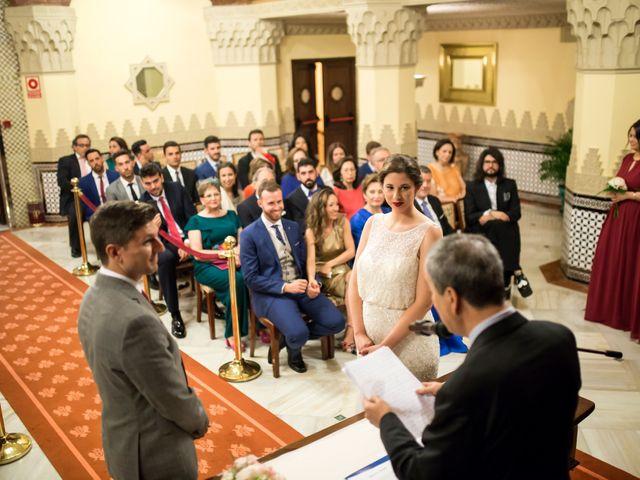 La boda de Luis y Triana en Granada, Granada 34