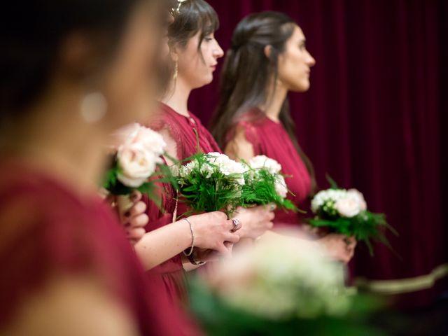 La boda de Luis y Triana en Granada, Granada 36