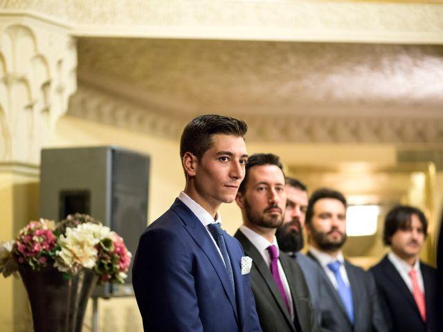 La boda de Luis y Triana en Granada, Granada 37