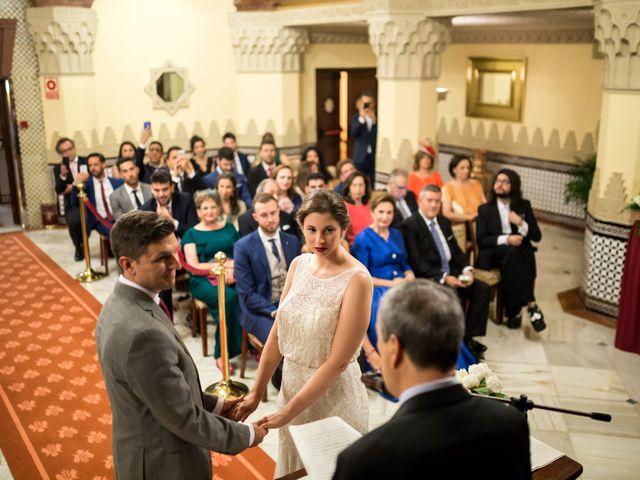 La boda de Luis y Triana en Granada, Granada 38