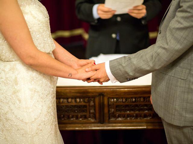 La boda de Luis y Triana en Granada, Granada 39